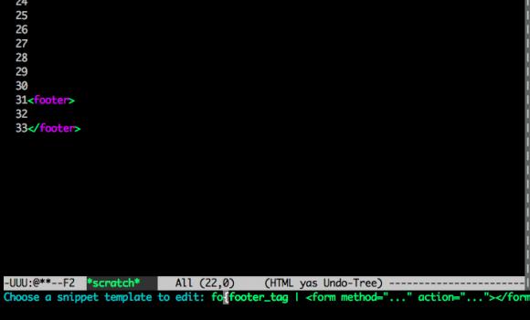emacs-yasnippet12