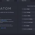 MacにHomebrew CaskでAtomを導入する