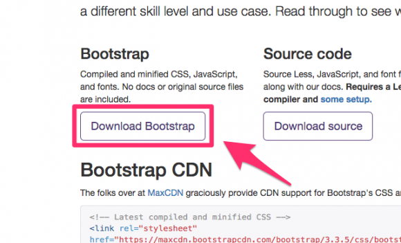 first-bootstrap3