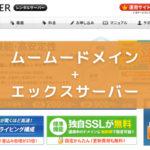 『ムームードメイン + エックスサーバー』で独自ドメインを利用する方法